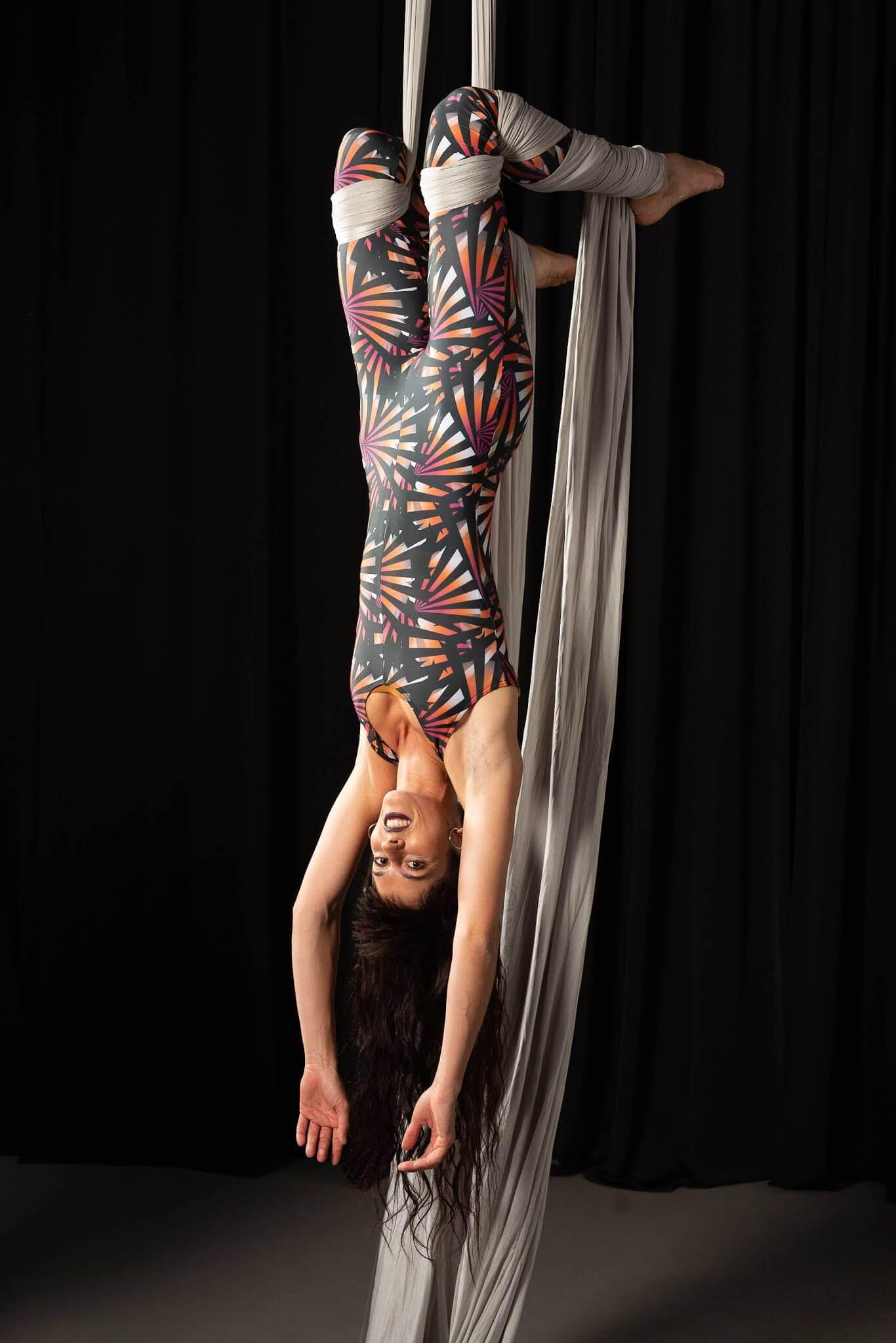 Ιλεάνα Παππά ardinacrobatics